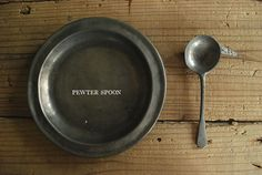 Bowl & Spoon from Concentration camp.