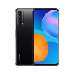 HUAWEI P smart 2021 features 22.5W HUAWEI SuperCharge, 5000mAh large battery, FHD+ display, quad rear camera, ultra-wide angle lens, super night shot, ... Quad, Bluetooth, Galaxy Phone, Samsung Galaxy, Memoria Ram, Dual Sim, Tech Logos, Smartphone, Sims