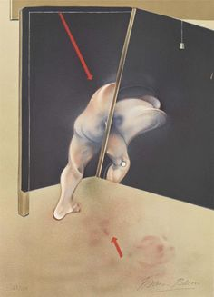 Francis Bacon - Dublino 1909 - Madrid 1992 - Logique de la sensation, 1981 - [...], Art Moderne et Contemporain à Farsettiarte | Auction.fr