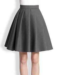 J.W. Anderson - Ten-Pleat Skirt - Saks.com