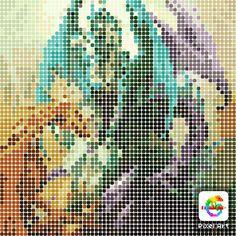 Pixel Dragon, Neon Signs
