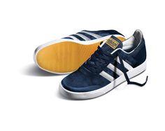 adidas Skateboarding Busenitz ADV-Collegiate Navy-Running White (Spring 2013)
