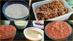 Weekly Food Prep (Week 1) | High Carb Hannah Lean & Clean Recipes! | VEGAN Low Fat Vegan Recipes, Clean Recipes, Raw Food Recipes, Veggie Recipes, Cooking Recipes, Healthy Recipes, Veggie Food, Whole Foods Vegan, Vegan Granola