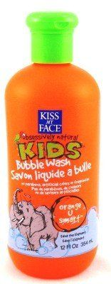 Kiss My Face Kids Bubble Wash 12 oz OrangeUSmart Case of 6 *** You can find out more details at the link of the image.(This is an Amazon affiliate link and I receive a commission for the sales) #Bath