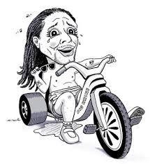 Bildresultat för caricature biker