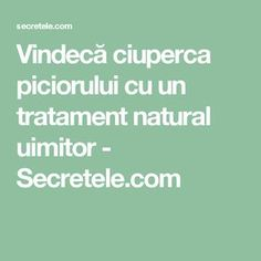 Vindecă ciuperca piciorului cu un tratament natural uimitor - Secretele.com Health Fitness, Tips, Nature, Therapy, Naturaleza, Nature Illustration, Off Grid, Fitness, Health And Fitness