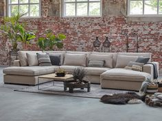 A beautiful sturdy corner sofa with rural and industrial looks. Visit on of our dealers to check out the Annabelle Square corner sofa Cozy Dorm Room, Dorm Rooms, Living Room Decor, Bedroom Decor, Corner Sofa, Home Interior Design, Home And Living, Room Inspiration, New Homes