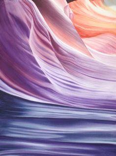 Carol Creel- Antelope Canyon- Watercolor