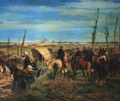 Giovanni #Fattori Battle of Magenta,1861