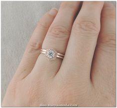 846dd437e590 47 deslumbrantes alianzas de boda de diamante dignas de adoración