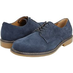 My new blue suede shoes.