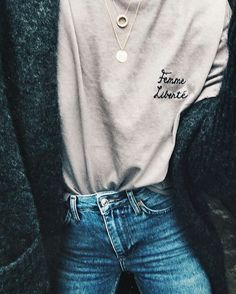 Moda Hipster Mujer Outfits Shirts Ideas For 2019 Mode Outfits, Fall Outfits, Casual Outfits, Fashion Outfits, Womens Fashion, Fashion Ideas, Fashion Tips, Looks Style, Style Me