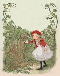 the secret garden SIMONA BURSI