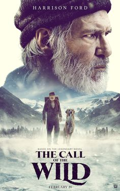 Call of the Wild. Directed by Chris Sanders. With Karen Gillan, Harrison Ford, Bradley Whitford, Dan Stevens. A sled dog struggles for survival in the Alaskan wild. 2020 Movies, Hd Movies, Movies And Tv Shows, Action Movies, Upcoming Movies 2020, Indie Movies, Disney Movies, Live Action, Disney Films