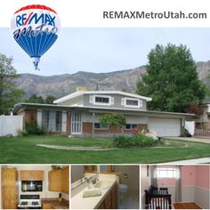 **PRICE REDUCED**  974 E 2750 N North Ogden, UT 84414 $155,000 Super Nice North Ogden Home with Giant kitchen and family room. Nice big backyard fully fenced, updated Kitchen with 4 big bedrooms with hardwood floors. This is a perfect starter home. Great neighborhood and schools and close to shopping center and hiking trails. Great views of the mountains to the east.  See more at http://remaxmetroutah.com/mls/1301544 or give us a call at 801-774-1617