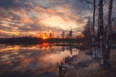 Красивые русские пейзажи - Путешествуем вместе