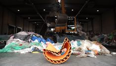 Print your city: 3D printing public space with plastic waste 1