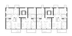 Bildergebnis für geschosswohnungsbau lageplan