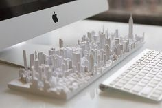Own an Entire City With These 3D-Printed Models - Curbed