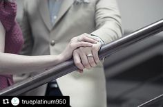 #Repost @trueplatinum950 with @repostapp  She was a born planner he believed in making things happen. They completed each other. It's no wonder they picked these elegant Platinum Love Bands a reflection of the simplicity of their relationship.  Picture Courtesy: @weddingsutra  #platinumlovebands #platinum #platinumjewellery #love #celebratelove #instajewellery #jewellery #rings #couple #madeforeachother #simplicity #elegance #instalove #loveforplatinum #lovebands #accessories…