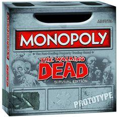 Walking Dead Monopoly!