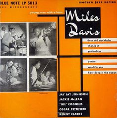 Miles Davis - Young Man With A Horn at Discogs