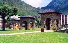 Andorra-Encamp-Parque Publico