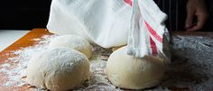 Jim Lahey of NYC restaurant Co. shares his recipe for no-knead pizza dough.