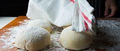 "Secret Recipe: No-Knead Pizza Dough | Jim Lahey from NYC's Co. Pizzeria reveals his recipe - TastingTable"""
