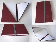 OMG this triangular opening book is amazing...so want to make this