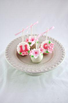 Cakepops para Aniversário