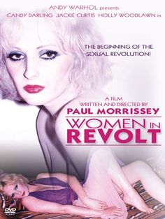 Candy Darling - Women In Revolt