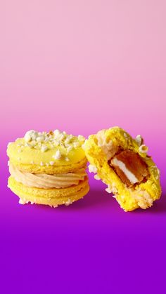 When a classic American snack and French pastry are combined, the result is sweet deliciousness.