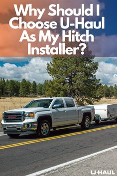 Before you head off on your weekend camping trip, make sure you stop by one our locations for your hitch installation! Weekend Camping Trip, Camping Tips, The Other Guys, What Is Need, Online Checks, Trailer Hitch, Backup Camera, Things To Come