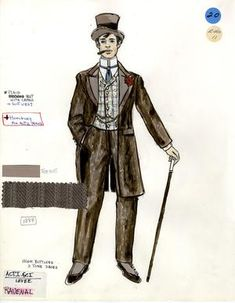 Costume Renderings Page 7 - Broadway Design Exchange Costume Design, Broadway, Sketches, Costumes, Prints, Fictional Characters, Collection, Drawings, Apparel Design
