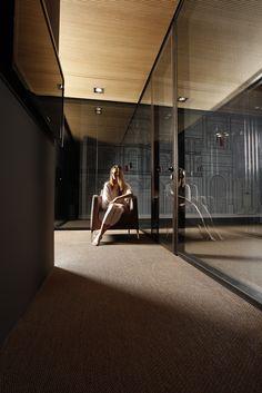 Metrica d parete doppio vetro alto rendimento acustico