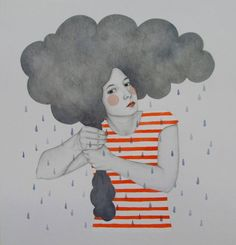 Rain by Sofia Bonati