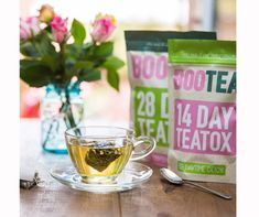 The Bootea teatox - what is it and how does it work?