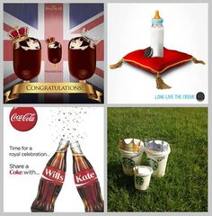 When the newest member of the British monarchy was announced to the world, marketers were ready. Within minutes of the birth announcement, brands across the globe were ready with prepared tweets, photos and branded celebrations.  Hey, the rest of the world is obsessed with the #RoyalBaby, so brands might as well get in on the fun too, right?  Check out the list of #RoyalBaby tweets, and let us know which of them is your favorite.