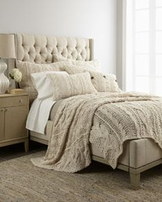 """Amity Home """"Micah"""" Cable-Knit Bed Linens $95 - 95  Special Value:  $74.90 Free Shipping"""