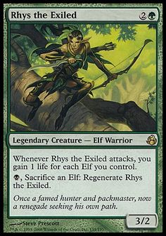 Rhys the Exiled