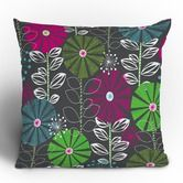 Found it at AllModern - Khristian A Howell Cape Town Blooms Throw Pillow