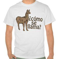 $$$ This is great for          Cómo Se Llama? Tshirt           Cómo Se Llama? Tshirt In our offer link above you will seeDeals          Cómo Se Llama? Tshirt Review on the This website by click the button below...Cleck Hot Deals >>> http://www.zazzle.com/como_se_llama_tshirt-235420571789932869?rf=238627982471231924&zbar=1&tc=terrest