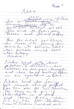 This is page one of my first draft—messy with lots of mistakes! But first drafts aren't meant to be perfect. Just get your ideas down then go back and revise, revise, revise. First Draft, Sport Gymnastics, Sports Stars, First Page, The Girl Who, Mistakes, Documentaries, Meant To Be, Ideas