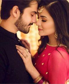 Indian Wedding Couple Photography, Photo Poses For Couples, Wedding Couple Poses Photography, Romantic Couple Images, Cute Couple Images, Couples Images, Image Couple, Love Couple Photo, Cute Couple Selfies