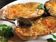 Это невероятно эффектное блюдо: жульен в картофеле