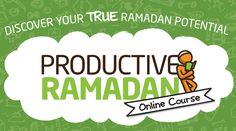 Productive-Ramadan-Online-Course-Logo