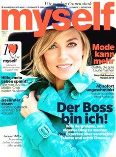 """Jahresabo der Zeitschrift """"myself"""" für 42,00€ mit 40,00€ Amazon- Gutschein – Effektivpreis: 2,00€"""