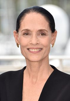 """Sonia Braga Photos - Sonia Braga attends the """"Elle"""" Premiere during the annual Cannes Film Festival at the Palais des Festivals on May 2016 in Cannes, France. - 'Elle' - Red Carpet Arrivals - The Annual Cannes Film Festival Over 50 Womens Fashion, Women's Fashion, Sonia Braga, Stylish Older Women, Palais Des Festivals, Advanced Style, Aging Gracefully, Cannes Film Festival, Old Women"""