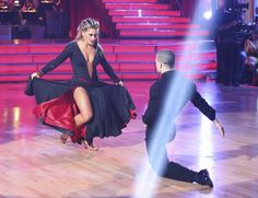 Dancing With The Stars | Photos | Week 7 Shawn Johnson and Mark Ballas